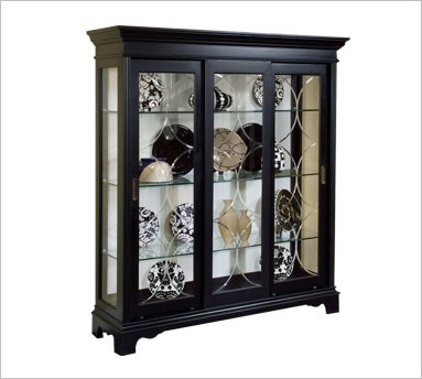 Display Cabinets – Lighted Curio Cabinet